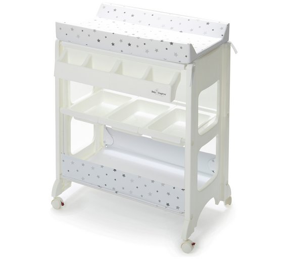 Babylon changing unit with bath. Image from Amazon